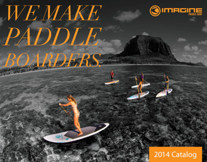 2014 Imagine Paddleboard Catalog
