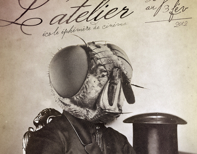 lAtelier poster