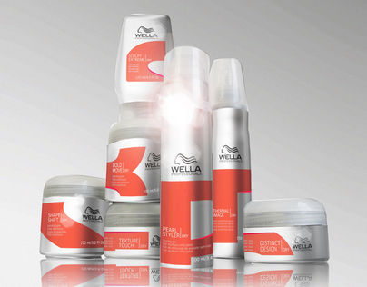 Wella Care & Styling