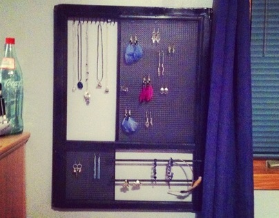 DIY Jewelry Frames