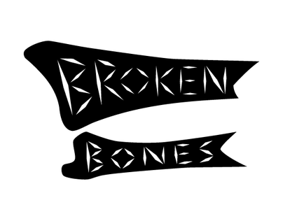 Broken Bones Music Logo