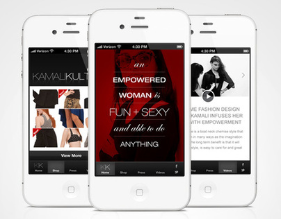 Kamali Kulture, Mobile App