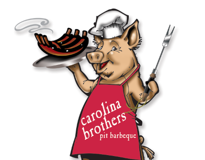 Carolina Brothers Recipe Cards