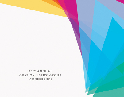 OVATION COVER DESIGN