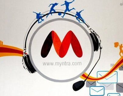 myntra.com office branding