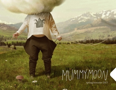 MUMMYMOON spring/summer 2013
