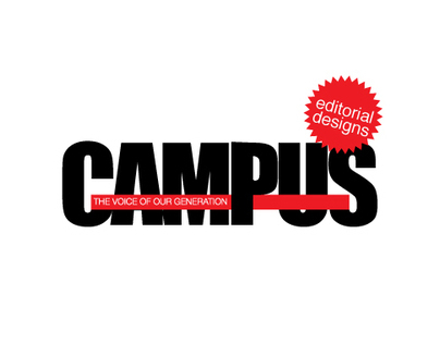 CAMPUS (editorial designs)