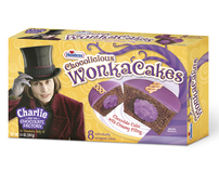 Hostess Wonka Cakes