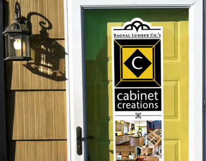 Signage: Cabinet Creations