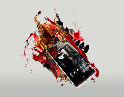 Nokia X6 Advertisement