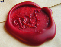 RageHaus Wooden Wax Seal Tutorial