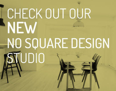 No Square Design Studio & Identity