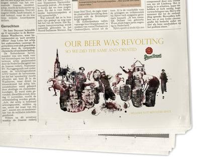 Pilsner Urquell Advertising Campaign