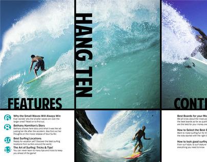 Magazine Project
