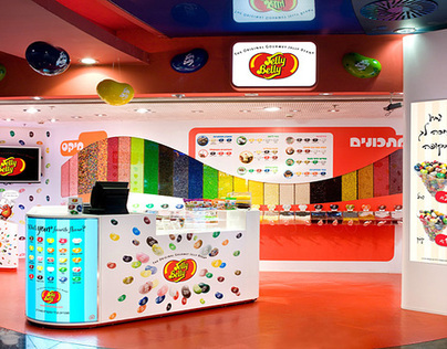 Jelly Belly - Concept Store