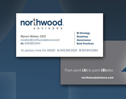 Northwood Advisors Corporate Identity