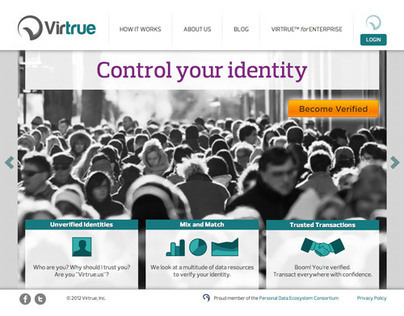 Virtrue website