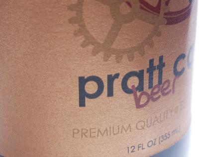 Pratt Cat Beer