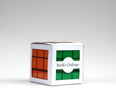 Rubik's Cube Kit