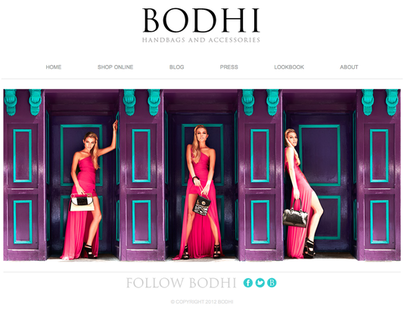 BODHI WEBSITE : v2.0