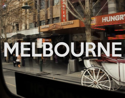 Melbourne - A Short Film