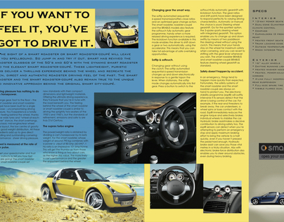 Smart Car Advertorial