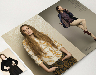 Trilogy AW12 Lookbook