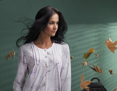 Harmony Homewear Fall Winter 2012-13