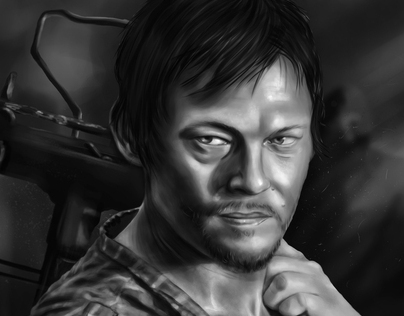 The Walking Dead - Fan Art