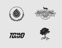 Logos and trademarks selection
