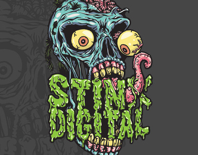 Stinkdigital Zombie
