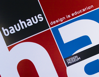 Design is Education: Bauhaus - Exhibition