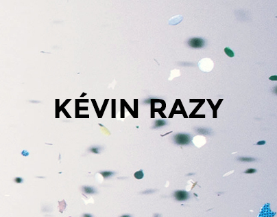 Kévin Razy - Photo Shoot 2012
