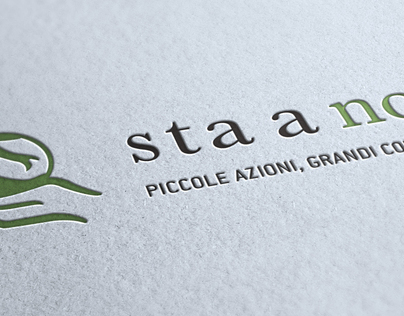 Logo Project - Sta a noi