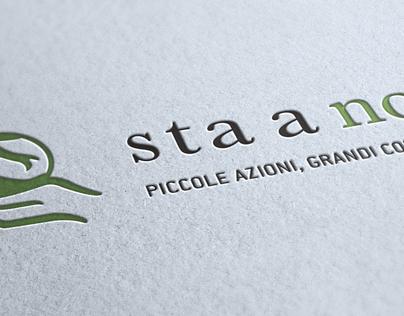 Logo Project - Sta a noi