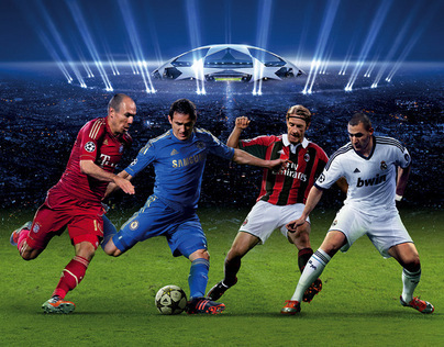 adidas - UEFA Champions League 2012 ticket promotion