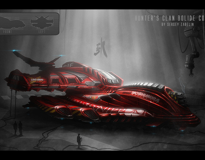 Hunter`s Clan Bolide