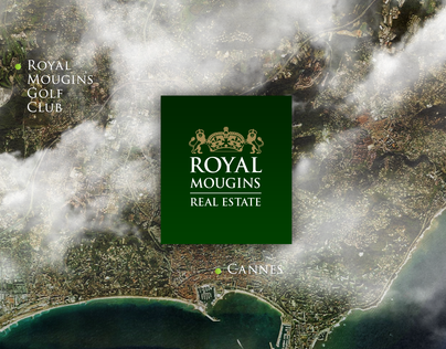 Royal Mougins Real Estate — iPad application for agents