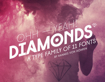 Diamonds (Typefamily)