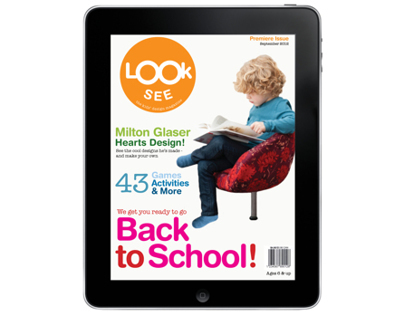 LookSee: The Kids Design Magazine