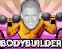 Bodybuilder / flash game