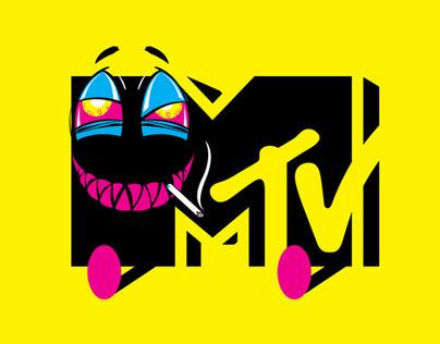 MONSTERS @ WORK @ MTV