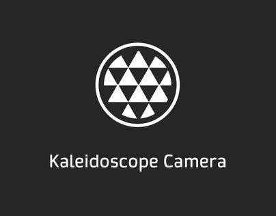Kaleidoscope Camera IOS Icon
