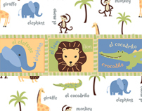 KIDS | Jungle Safari Collection
