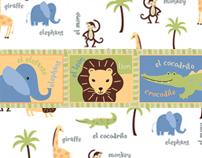 KIDS   Jungle Safari Collection
