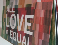 All Love is Equal: Booklet