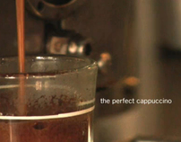 Title Sequence: The Perfect Cappuccino