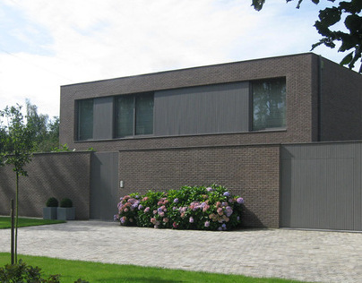 freestanding house in Bornem