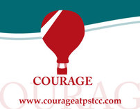 Courage Stationary