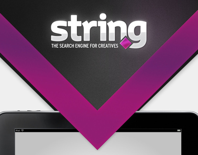 String - The Search Engine for Creatives